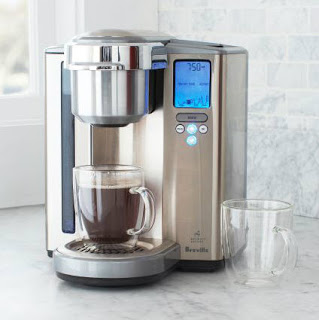 Breville BKC700XL Gourmet Single-Serve Coffeemaker with Iced-Beverage Function 01