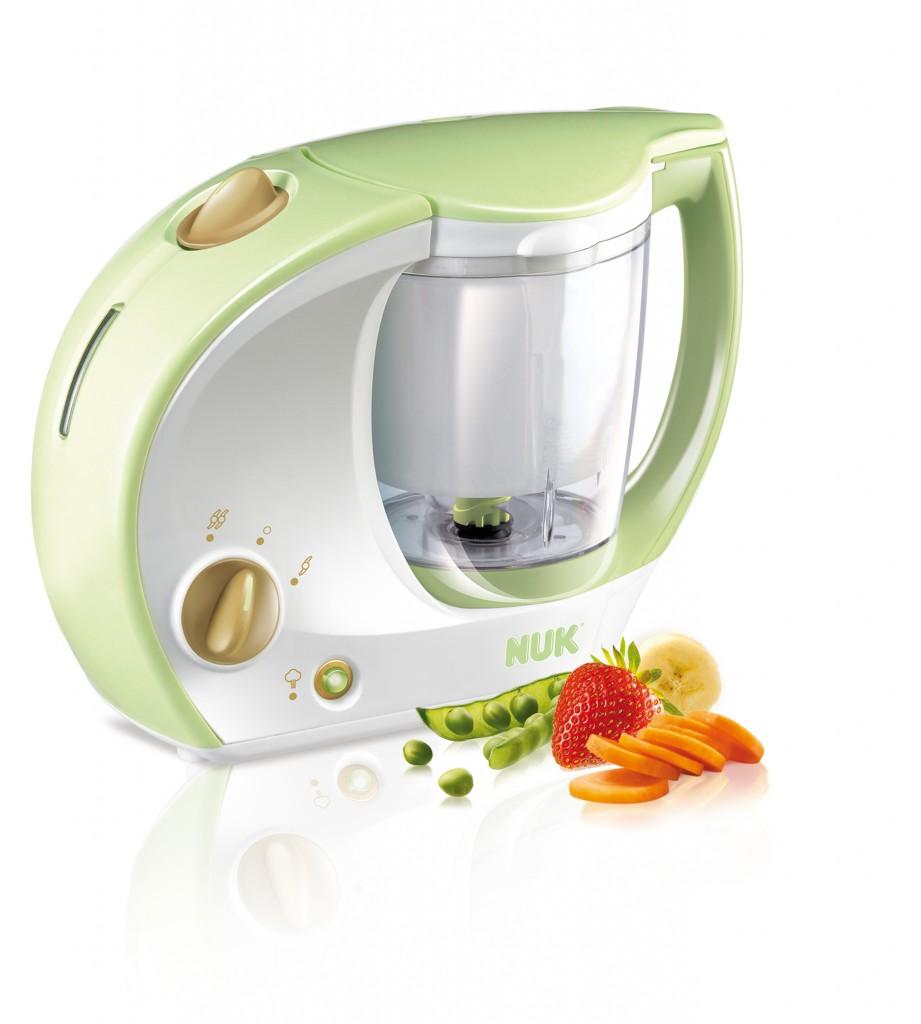 Freshfoods Cook-n-Blend Baby Food Maker