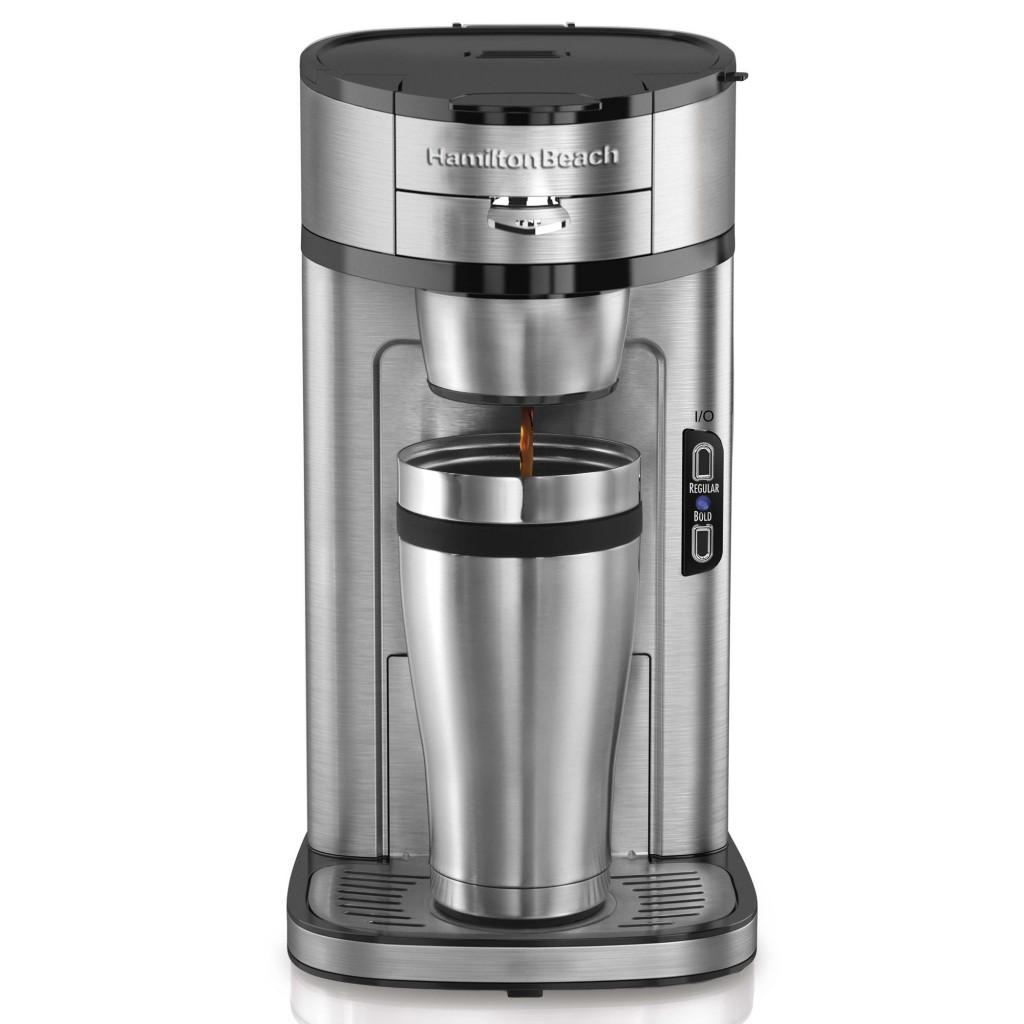 Coffee Maker For Single Person : 5 best Hamilton beach coffee maker Tool Box