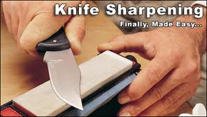 the Knife Sharpeners