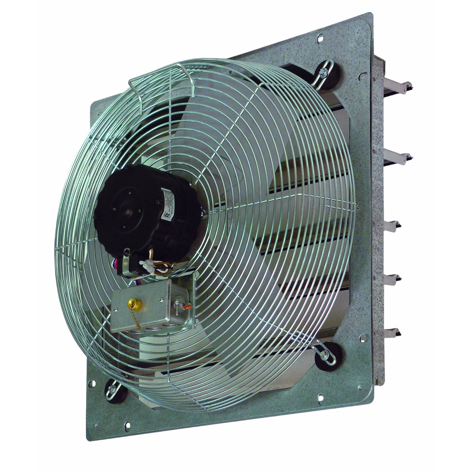 Inc. 30′ Belt Drive Whole House Fan 54506 Attic & Whole House Fans