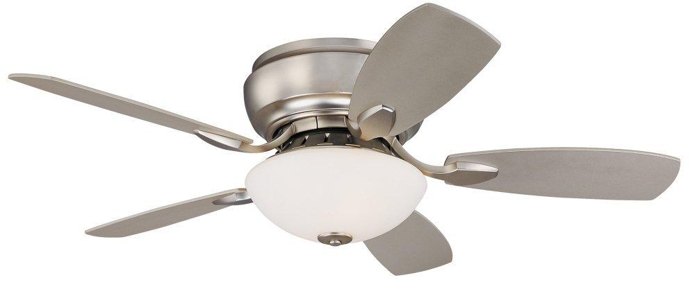casa habitate hugger type ceiling fans - Flush Mount Ceiling Fans