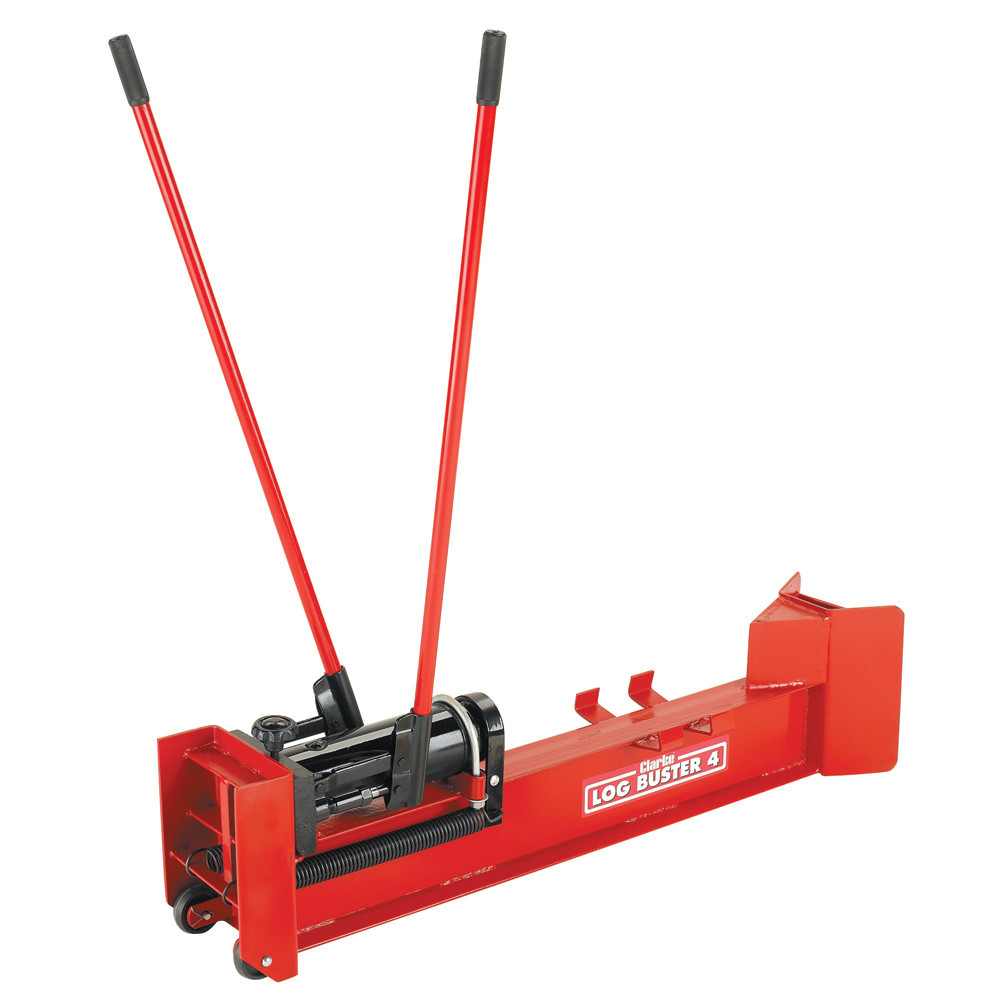 Clarke Log Buster 4 Manual Hydraulic Log Splitter