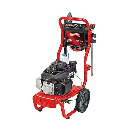 Craftsman 2600 psi 2.3 gpm Honda Powered Pressure Washer