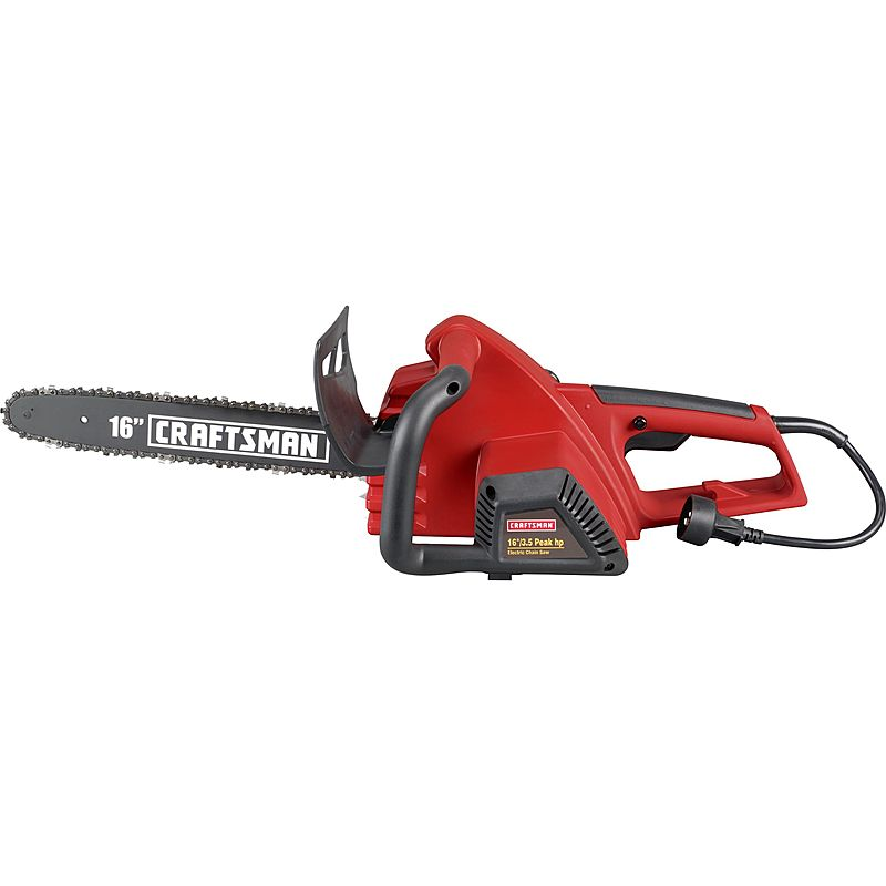 Craftsman 3.5 hp 16 Electric Chain Saw
