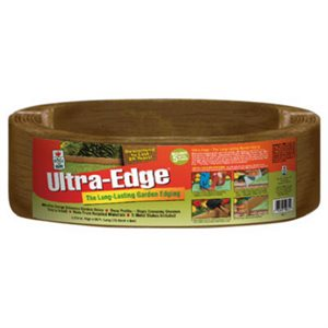 Easy Gardener 8402 Ultra-Edge 20-Foot Composite Landscape Edging