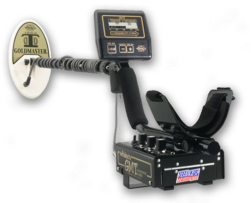 GMT™ Gold Master Metal Detector