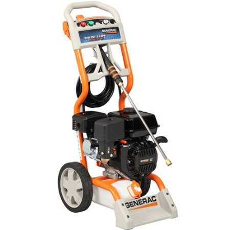 Homelite 2700 psi 2.3 GPM Honda Gas Pressure Washer