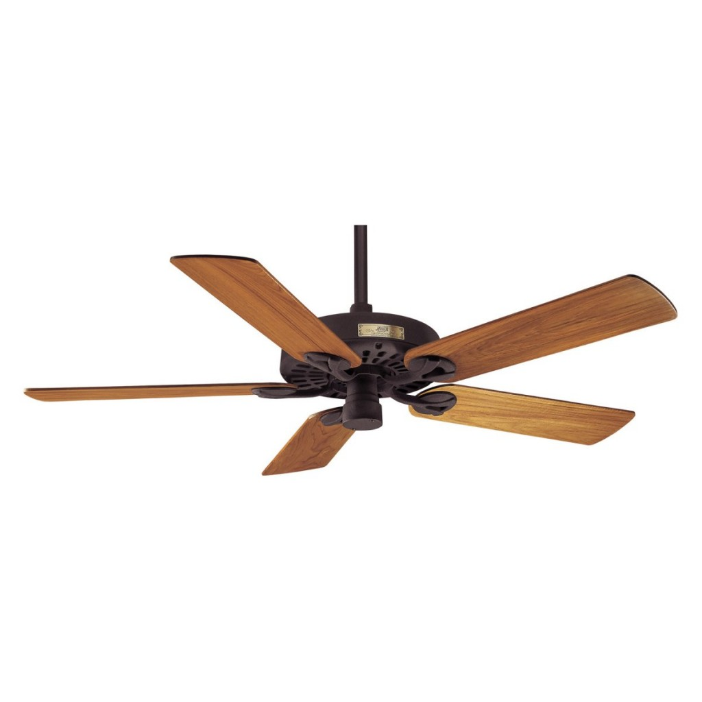 Ceiling fan for outdoor patio mat