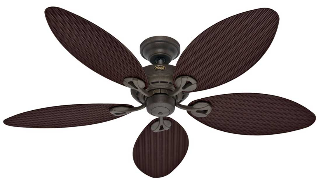 hunter 23980 54 inch provencal gold fan has gained worldwide