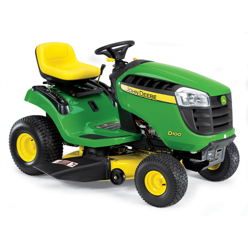John Deere D100 RIDE-ON MOWER MY2012 RUNOUT SPECIAL