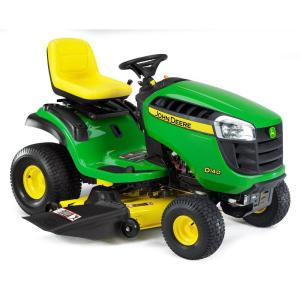 John Deere D140 48 in. 22 HP Hydrostatic Front-Engine Riding Mower