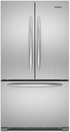 KitchenAid Architect II 21.7 cu ft French Door Refrigerator (Stainless Steel ) ENERGY STAR