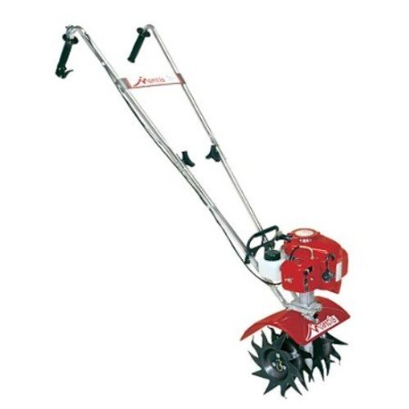 Mantis 7225-00-02 2-Cycle Gas-Powered Tiller Cultivator (CARB Compliant)