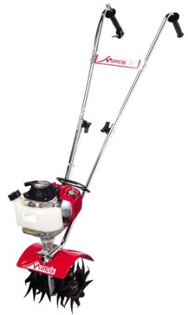 Mantis 7262-00-02 4-Cycle Honda Gas-Powered Tiller Cultivator