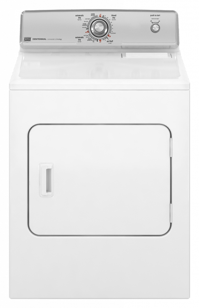 Maytag Centennial 7.0 cu. ft. Electric Dryer in White