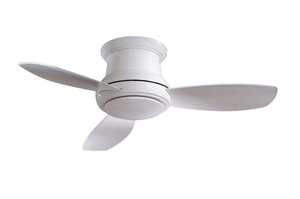 ... Hunter Low Profile Ceiling Fans. on low profile ceiling fan rated box
