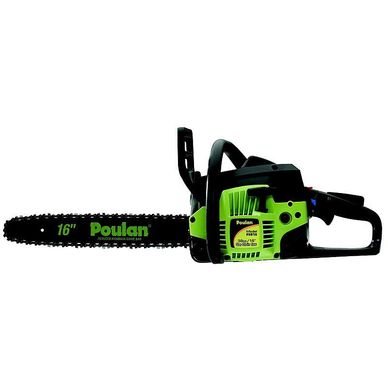 Poulan 16-in 38cc Gas Chain Saw