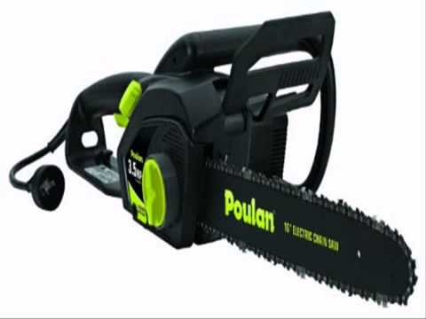 Poulan ChainSaw PLN3516F 16-Inch 3.5 HP Electric