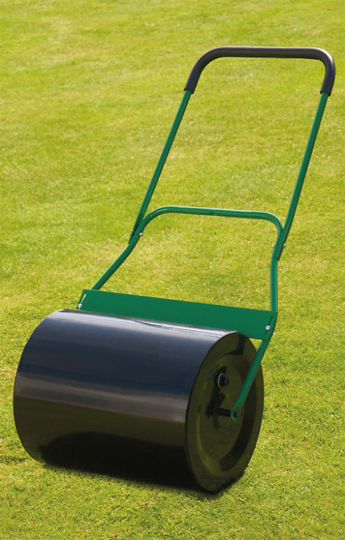 Rhyas Lawn and Garden Roller Roll 20 Soft Grip 50cms