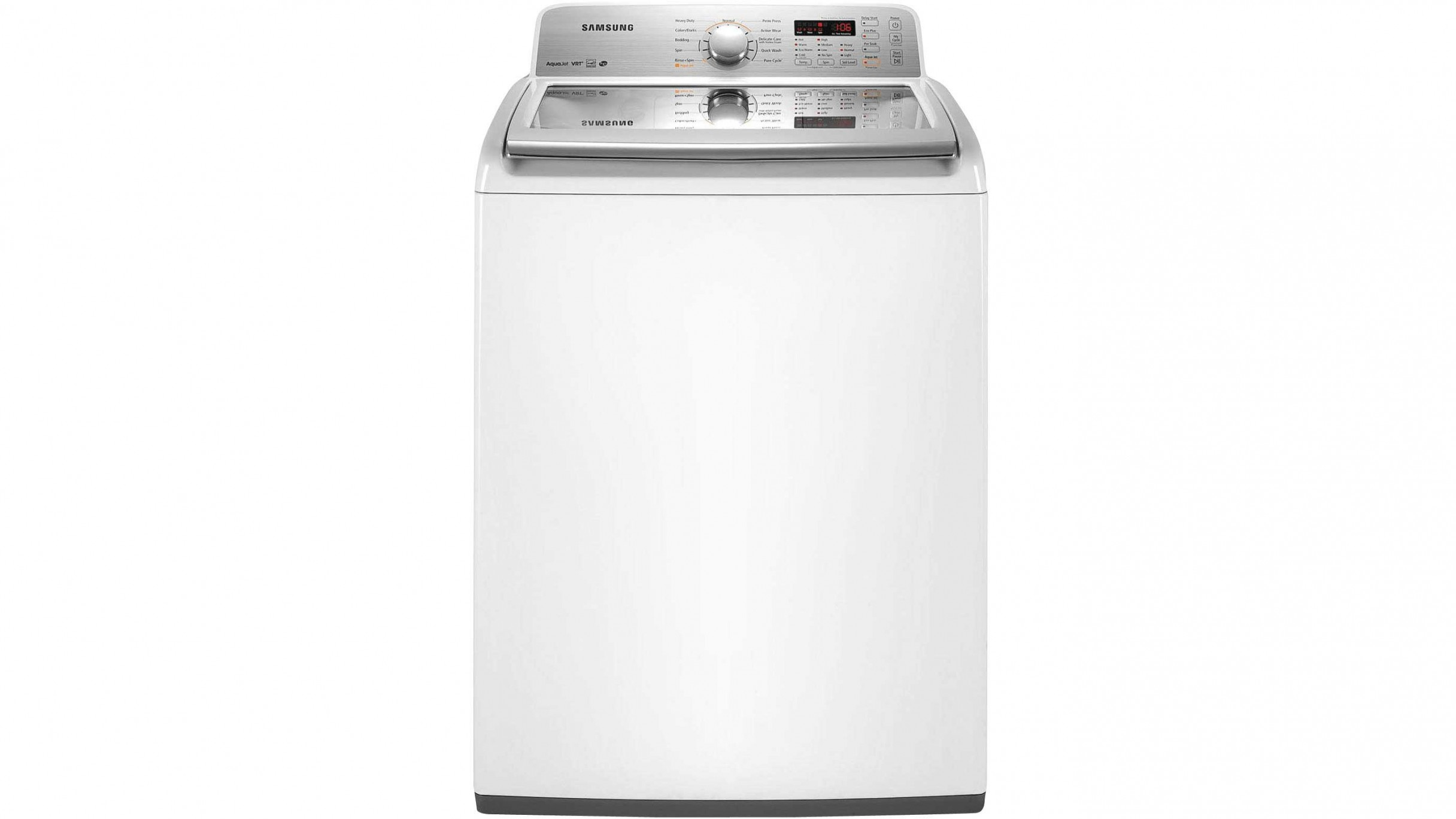who makes the best front load washing machine