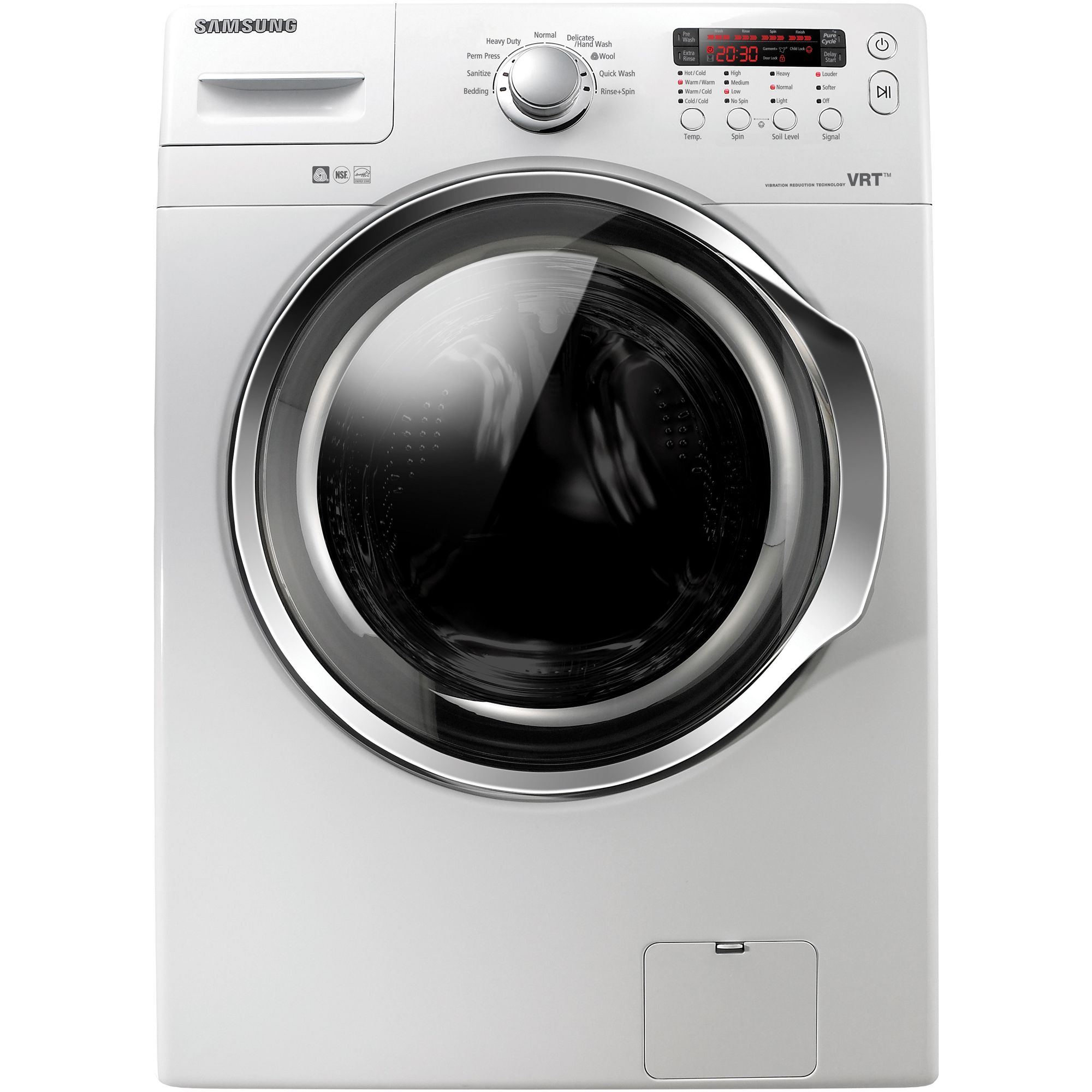 Samsung WF405ATPA 4.0 Cu. Ft. Front Load Washer