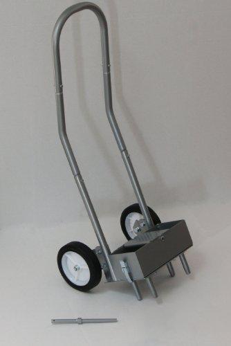Step 'N Tilt Lawn Core Aerator 2 (All New 2013 Model)