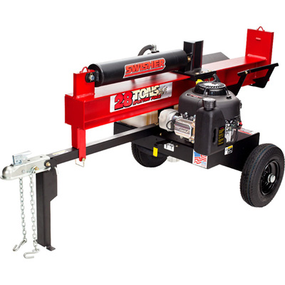 Sun Joe Logger Joe 15 AMP 5 Ton Electric Log Splitter - LJ601E