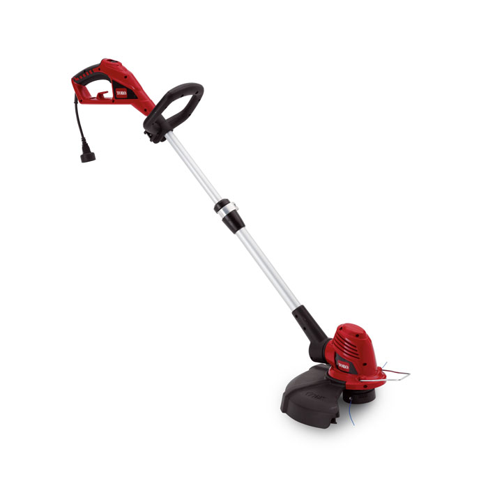 Toro 14 Electric Grass String Trimmer  Edger