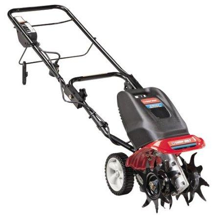 Troy-Bilt TB154E 9-Inch 6.5-Amp Electric Garden Cultivator  Tiller