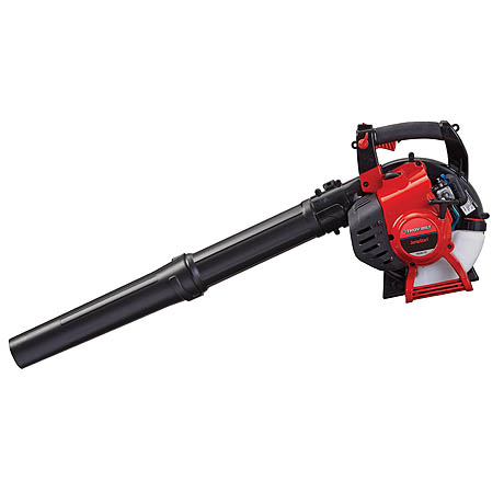 Troy Bilt TB2BV EC 2-Cycle Gas Powered Blower, 27cc
