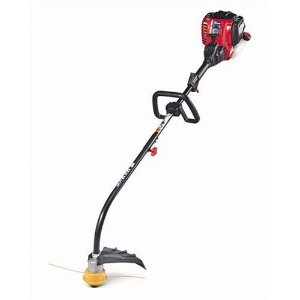 Troy-Bilt TB525 EC 17-Inch 29cc 4-Stroke Gas Powered Curve Shaft String Trimmer With Detachable Shaft