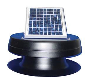 Attic Solar Fans
