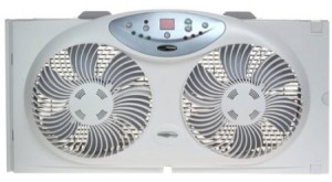 Bionaire BW2300 Twin Window Fan