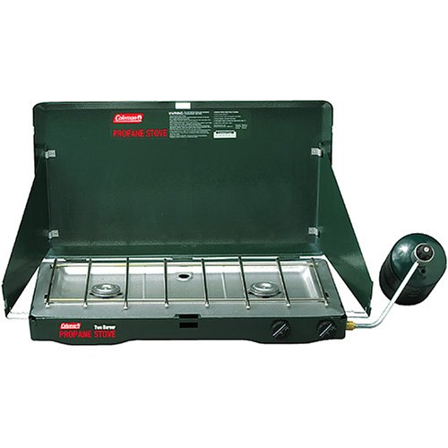 Coleman Two-Burner Propane Stove