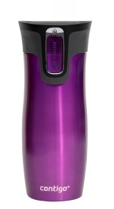 Contigo Autoseal West Loop Stainless Steel Travel Mug with Easy-Clean Lid