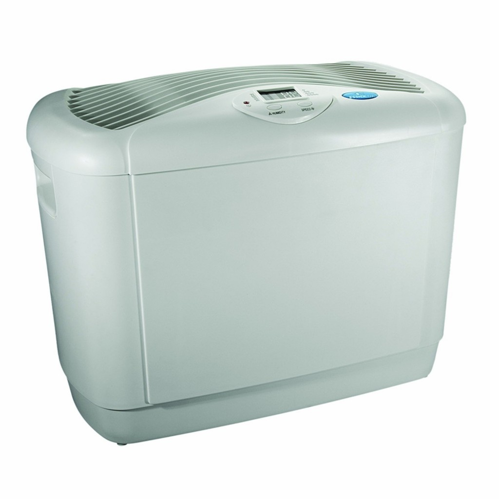 Essick Air 5D6 700 4 Speed Mini Console Humidifier White #3A7291