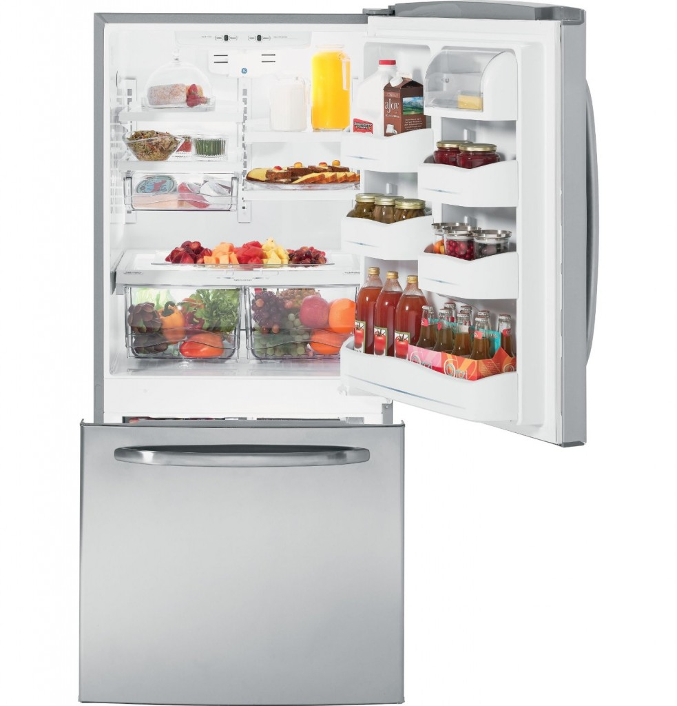 GE Energy Star 20.2 Cu Ft Refrigerator
