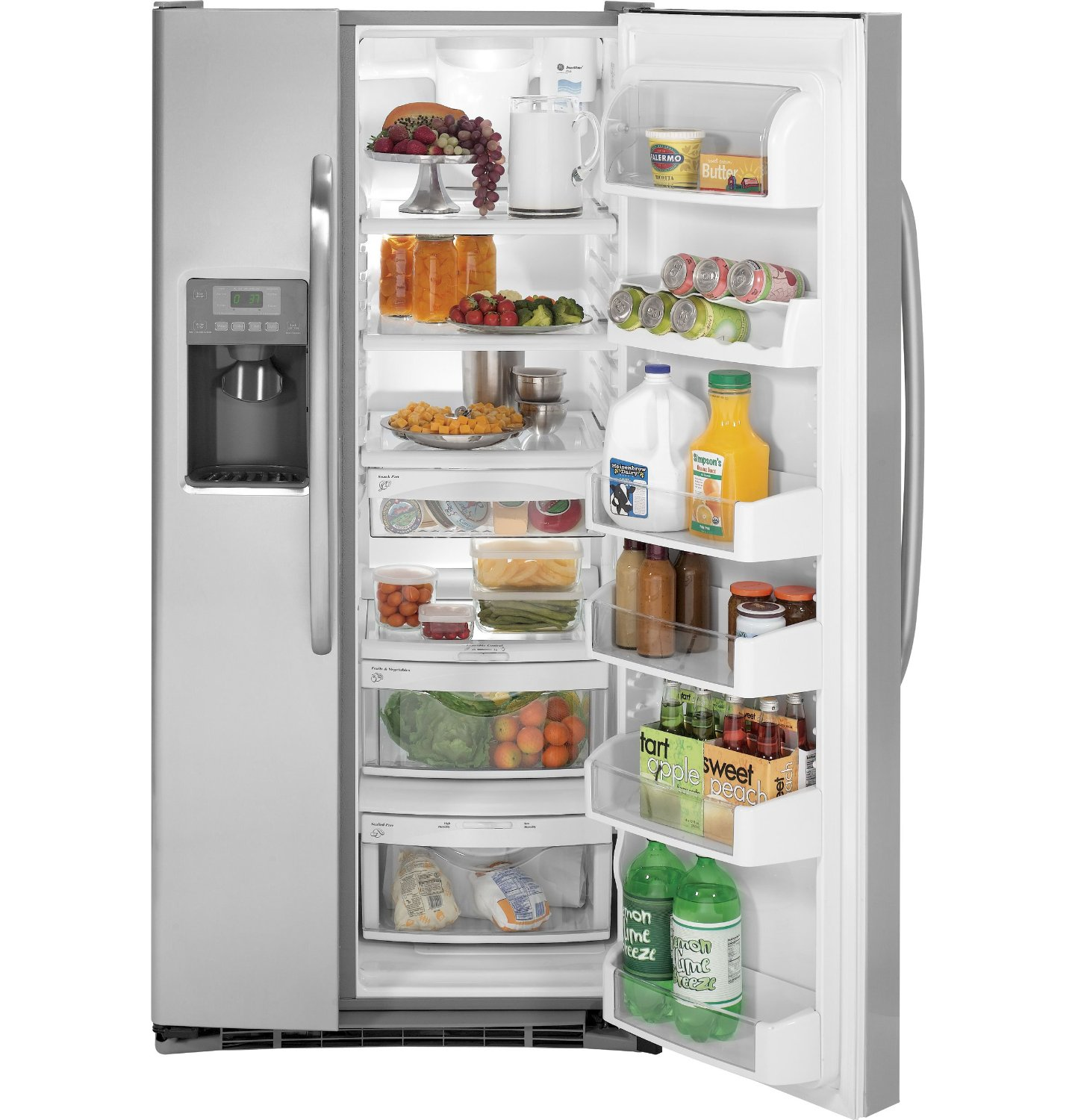 5 Best GE side by side refrigerator   Tool Box 2018-2019