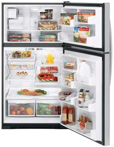GE Profile Series 24.6 Cu Ft Refrigerator