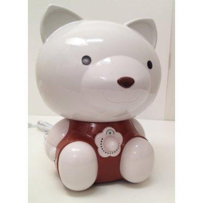Homeimage adorable teddy bear ultra cool mist humidifier hi 603
