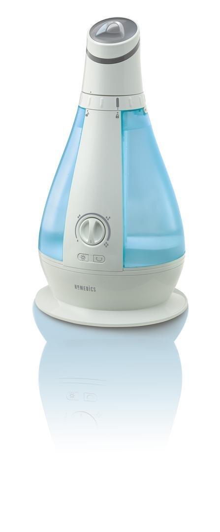 HoMedics UHE-OC1 Cool Mist Ultrasonic Humidifier