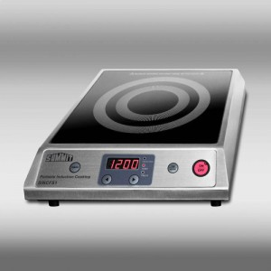 Induction Cooktop With Smooth Zones