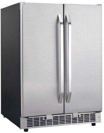 Integrated Built-In French Door Refrigerator, 42