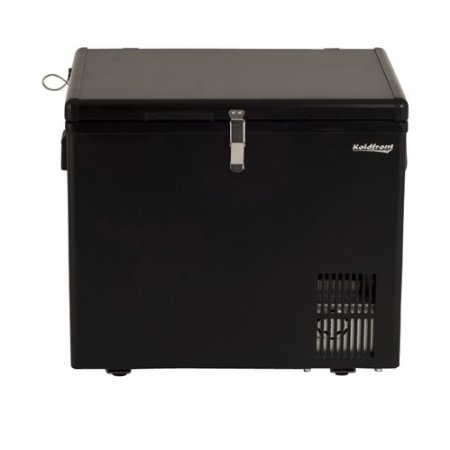 Koldfront 43 Quart Fridge and Freezer