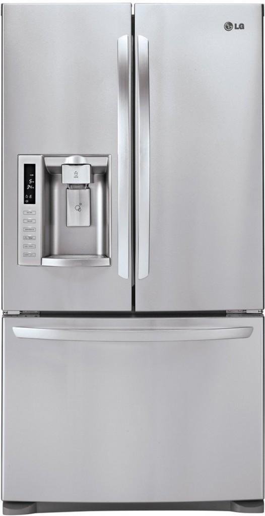 LG 27.6 cu ft. French Door Refrigerator