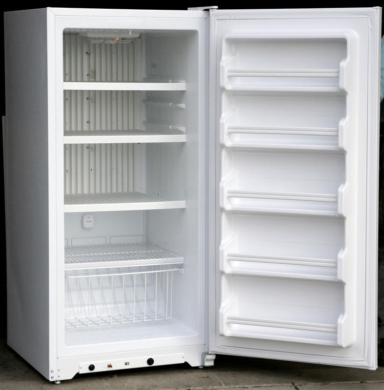 Lehman's Blizzard Freezers