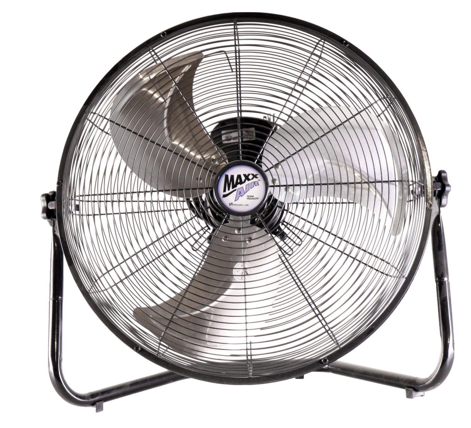 MaxxAir HVFF 20 High Velocity 20 Inch Floor Fan #615972