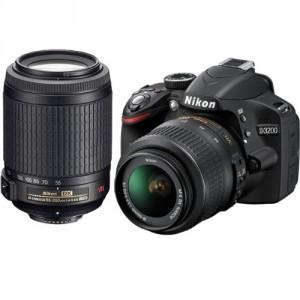 Nikon D3200 24.2 MP CMOS