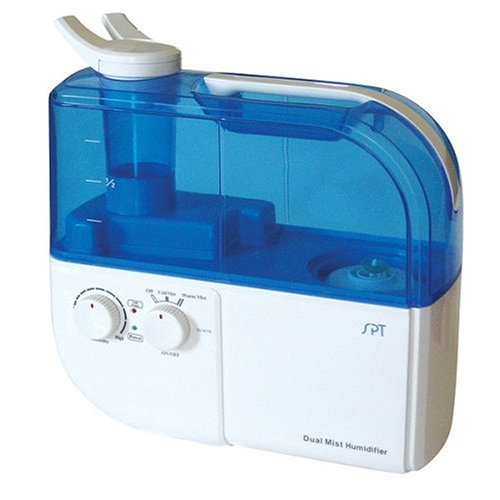 SPT SU-4010 Ultrasonic Dual-Mist Warm